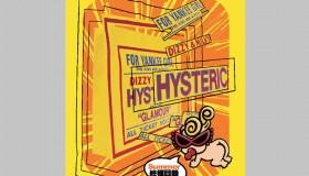 Hysteric 小冊子