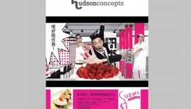hudsonconcepts Print Advertisment