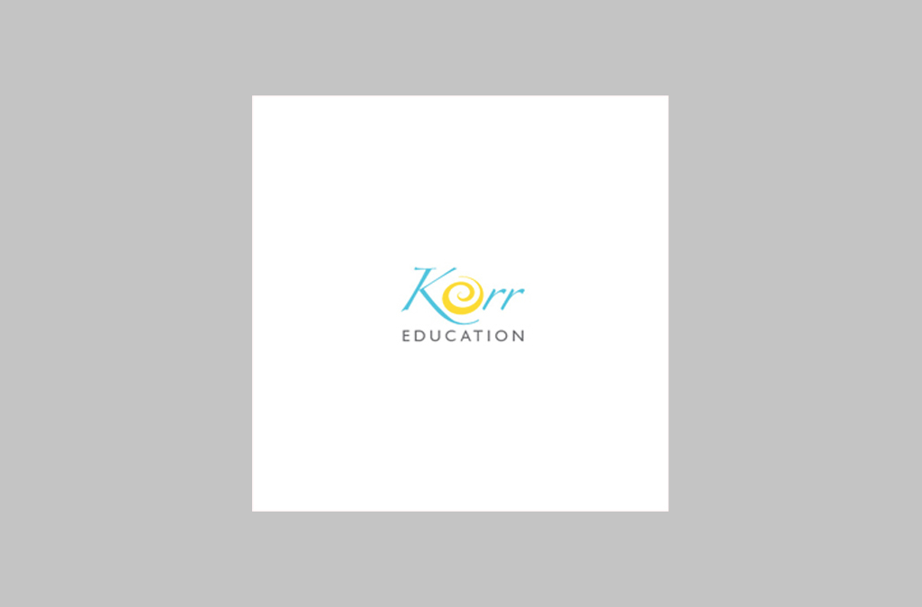Korr Education Logo Design//Korr Education Logo設計