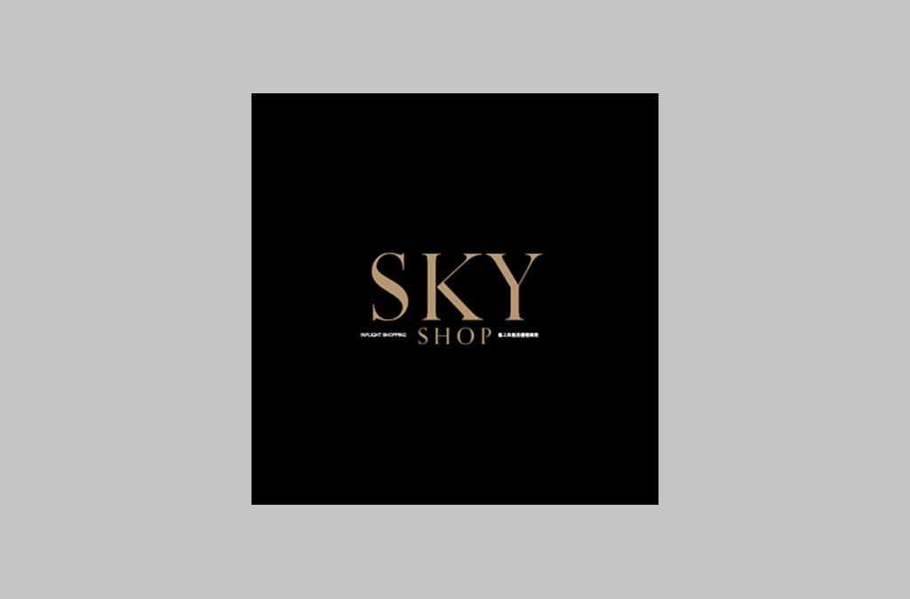 SkyShop Magazine Logo Design2//SkyShop雜誌Logo設計2