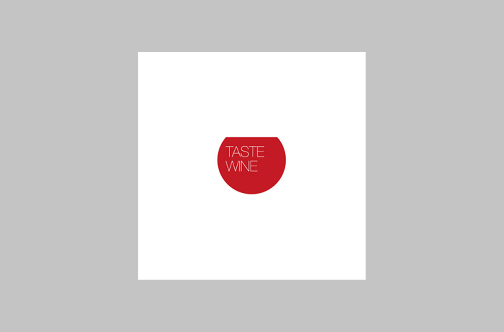 Taste Wine Logo Design//Taste Wine Logo設計