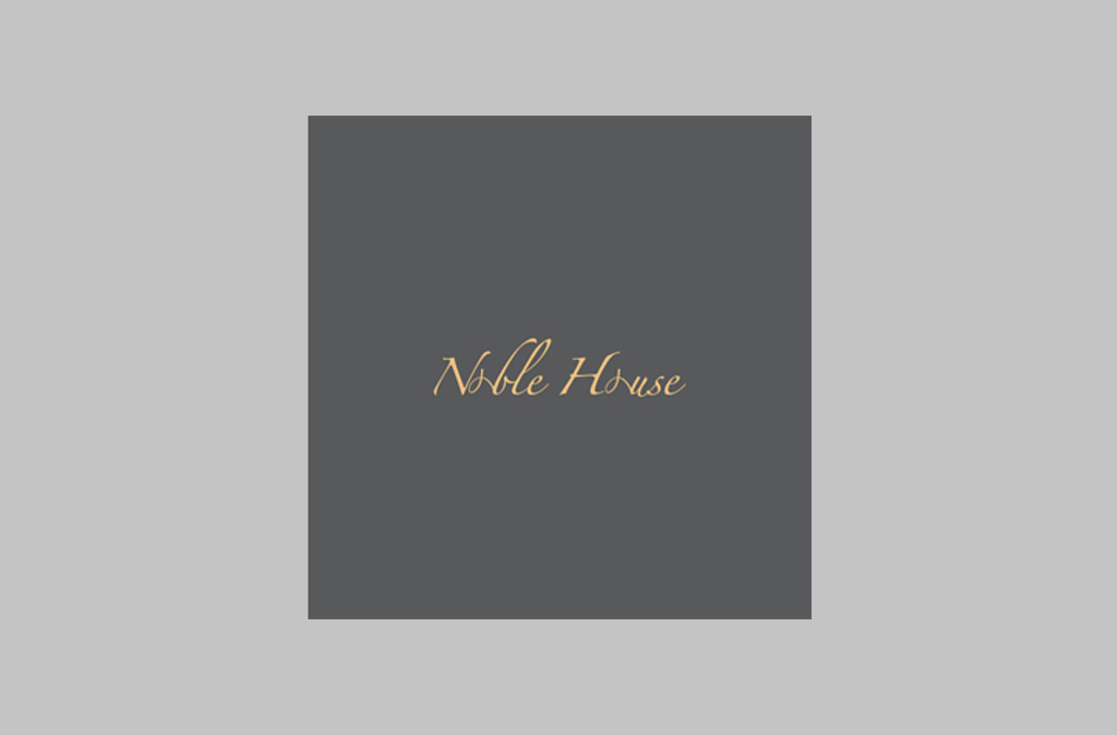 Noble house Logo Design//Noble House Logo設計