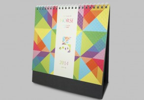 CC+ x L.H.P.L 2014 Desk Calendar (Original Version)