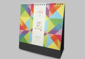 CC+ x 聯興紙業2014年枱曆(普及版)