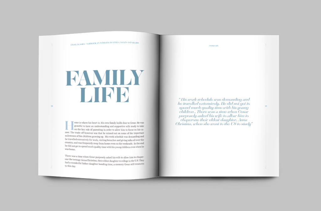 Custom Publishing Life of Cesar//定製出版Life of Cesar