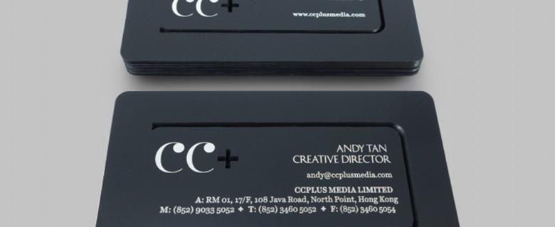CC+咭片設計