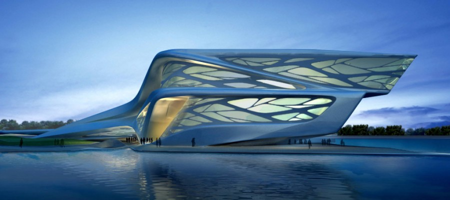 Zaha Hadid, the Queen of Architecture
