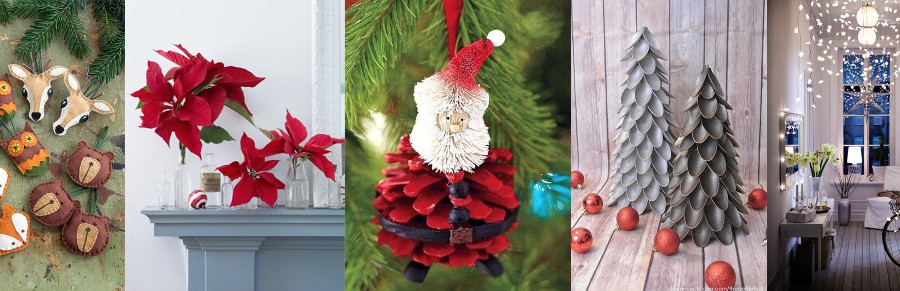 10 Ways to Decorate Your Home with Christmas Charm