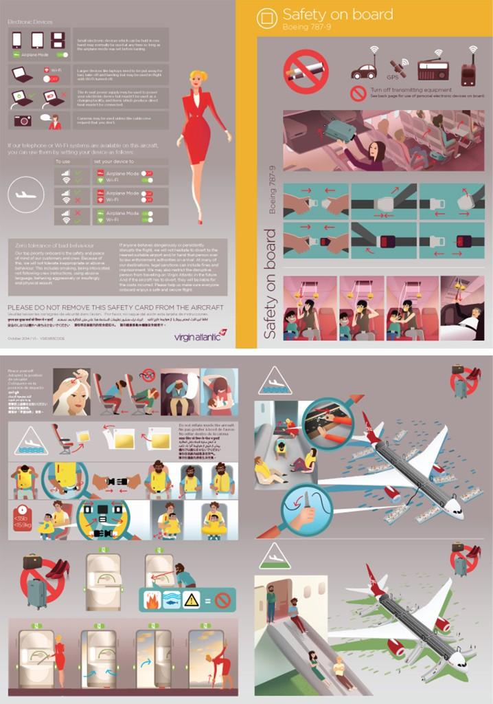 Virgin Atlantic 2014
