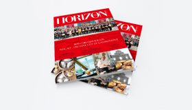 HORIZON on-board magazine 2018 (Mar Issue)