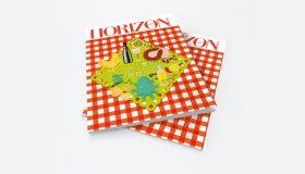 HORIZON on-board magazine 2017 (Nov Issue)