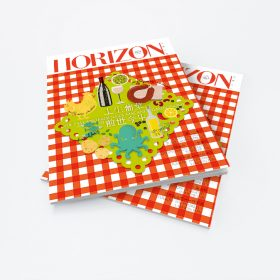 HORIZON on-board magazine 2017 (Nov Issue)