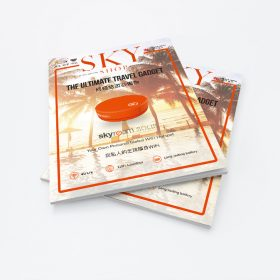 SKYSHOP Inflight Shopping Magazine 2018 (July-Sept Issue)