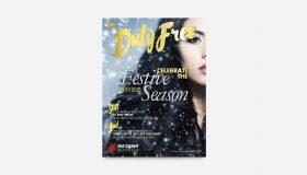DUTY FREE Inflight Shopping Magazine 2018 (Oct-Dec Issue)