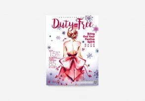 DUTY FREE 中國東方航空機上免稅品購物指南(10-12月號)