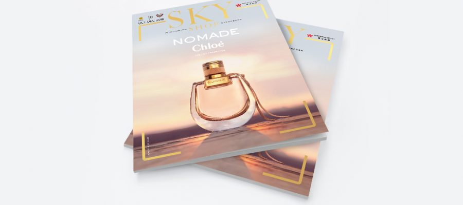 SKYSHOP Inflight Shopping Magazine 2018 (Oct-Dec Issue)