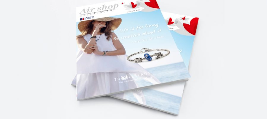 AIR SHOP Inflight Shopping Magazine 2019 (Oct-Dec Issue)