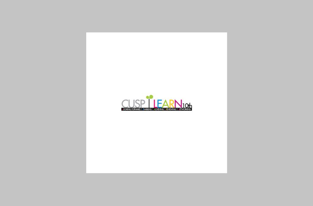 CUSP Learning Logo Design//CUSP Learning Logo設計
